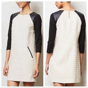 Anthropologie Moulinette Soeurs Tweed Dress - Sz 6